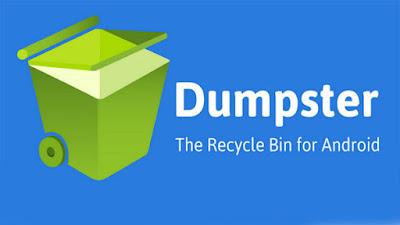 Dumster Recycle Bin Untuk Android
