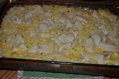 Beth S Favorite Recipes Chicken And Rice Casserole