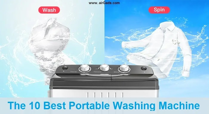 The 10 Best Portable Washing Machine of 2021