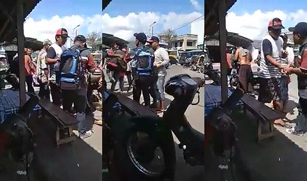 Video Viral di Medsos, 2 'Pangasomi' di Kota Siantar Ditangkap Polisi