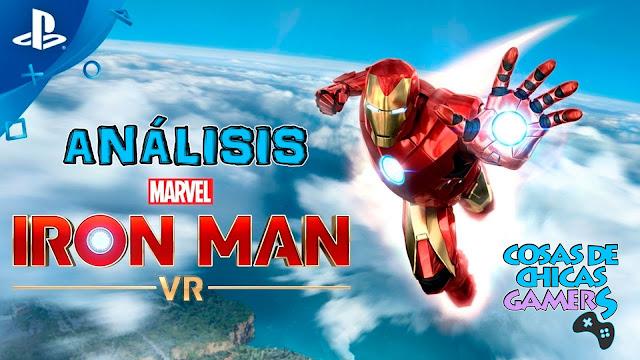 Iron Man VR análisis portada