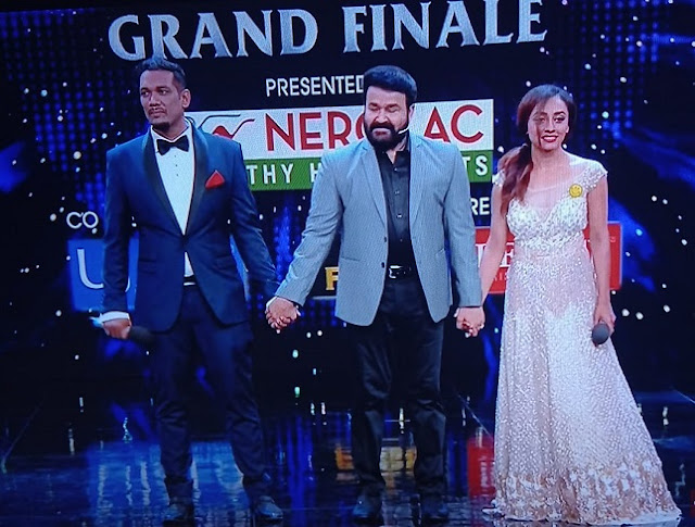 Bigg Boss Malayalam 1 Grand finale on Asianet