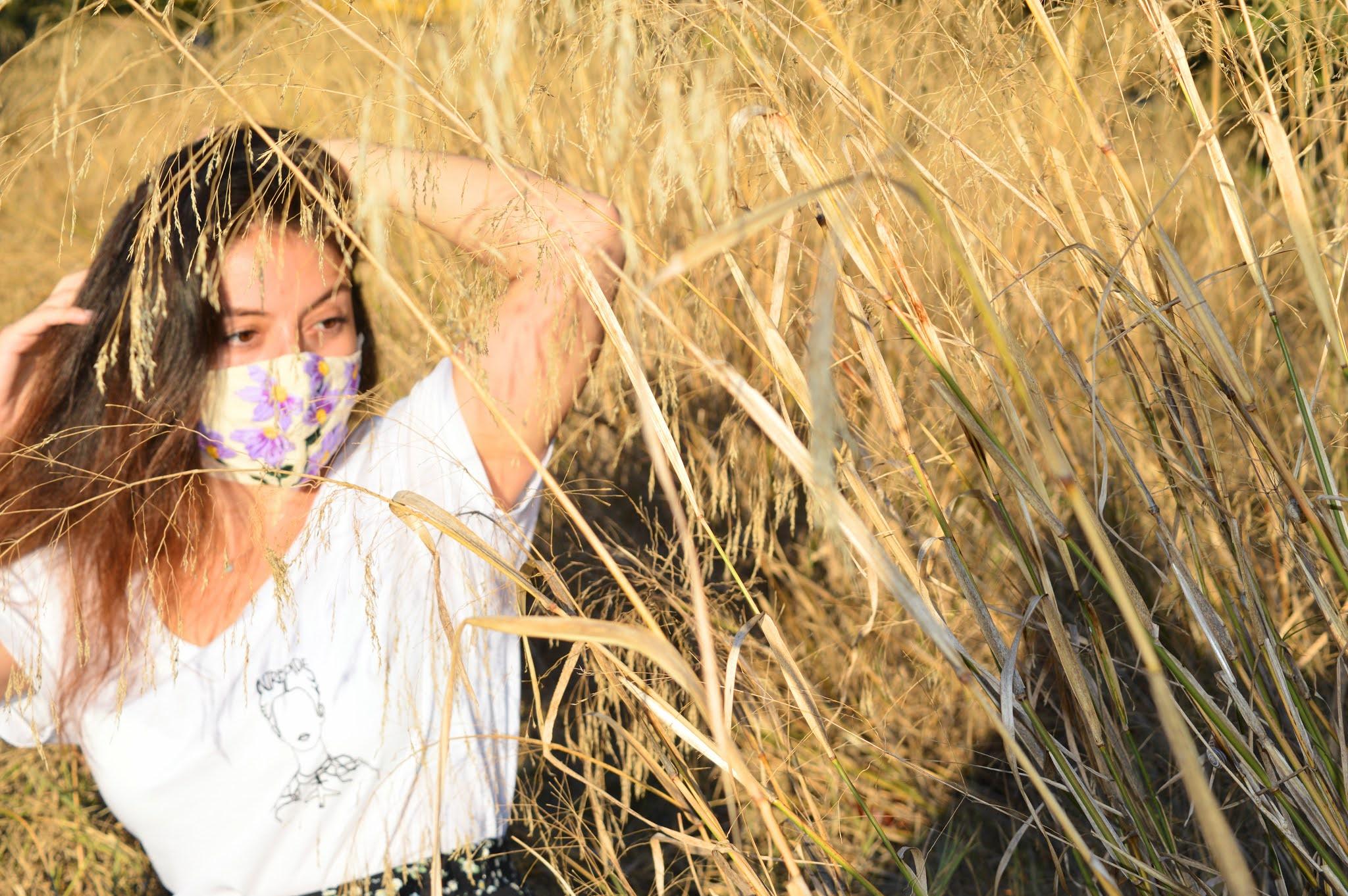 Champs de blés - Leonor Roversi