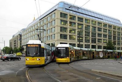 Transportasi di Jerman