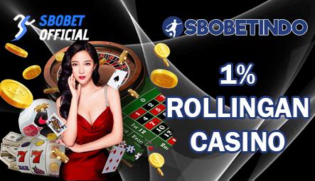 Agen Judi SBOBET Casino Online Terpercaya