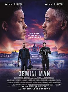 Gemini Man (2019) Hindi Dual Audio HDCAM | 720p | 480p