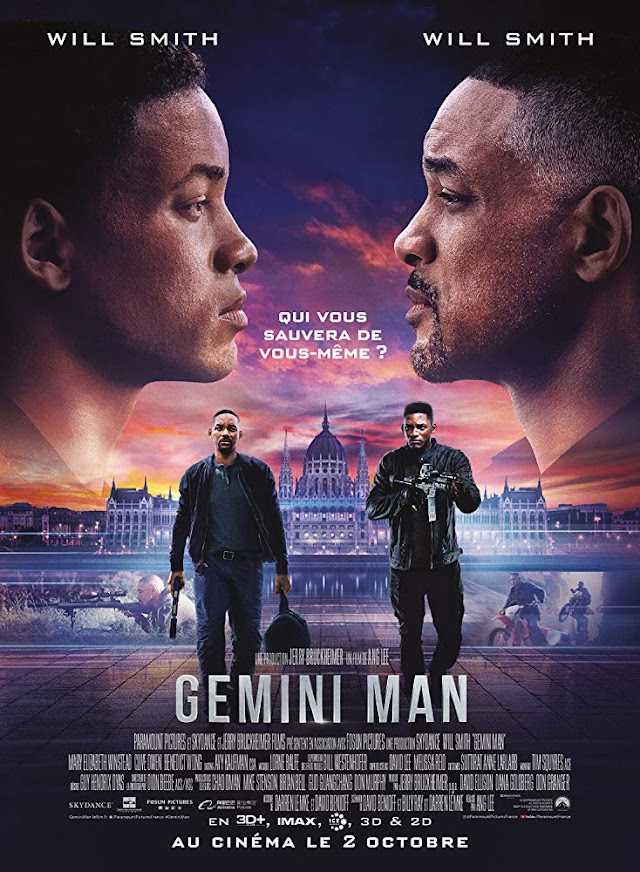 Gemini Man (2019) Hindi (Cleaned )Dual Audio 480p - 720p
