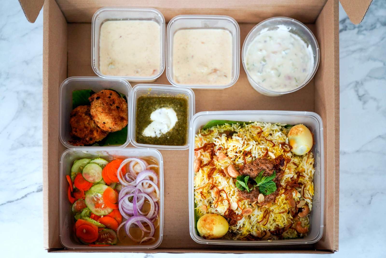 cik sabi: chicken biryani & other soulful meals for delivery