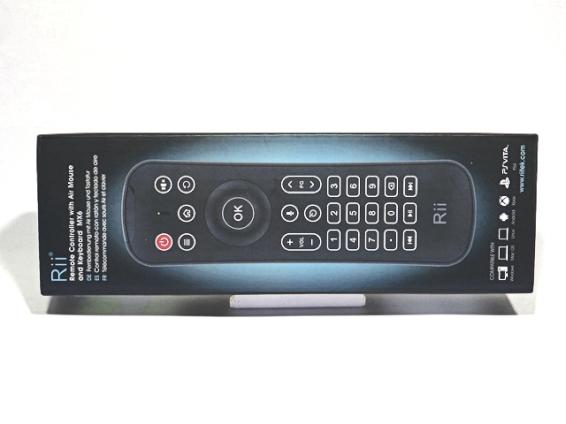 RockTek GP1000遊戲手把使用心得(運用X5電視盒及MX6無線飛鼠) - 3