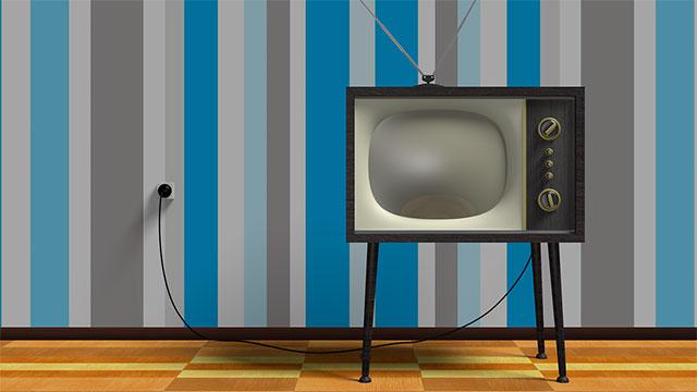 televisi jadul