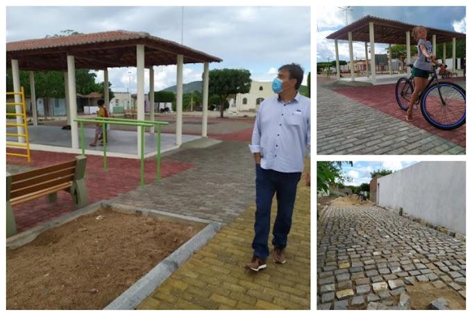 Prefeitura de Flores reforça ações no Povoado do Tenório