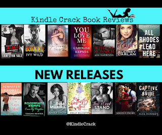 14 new romance book releases on Kindle Crack