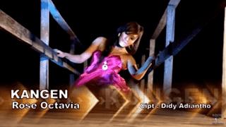 Lirik Lagu Rose Octavia - Kangen