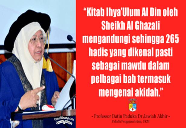 Profesor Datin Paduka Dr Jawiah Akhir