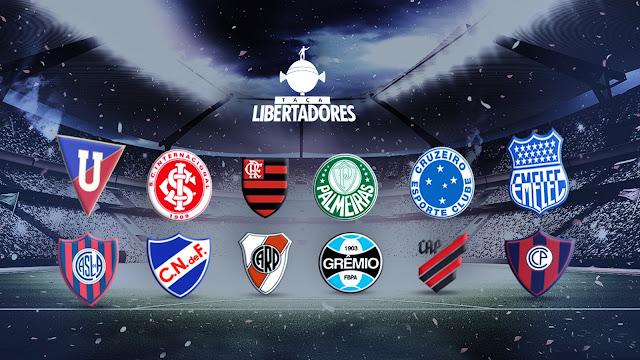 Libertadores: veja todos os classificados e os possíveis confrontos nas oitavas de final