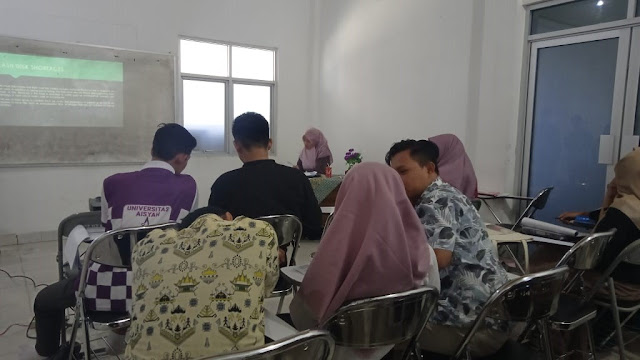 Prodi S1 Teknik Informatika Universitas Aisyah Pringsewu