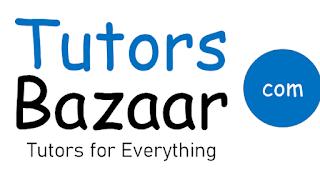 Tutors Bazaar  Tutors For Everything