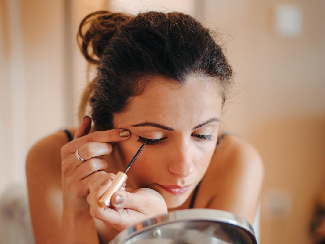 avis idée makeup mariage couleurs