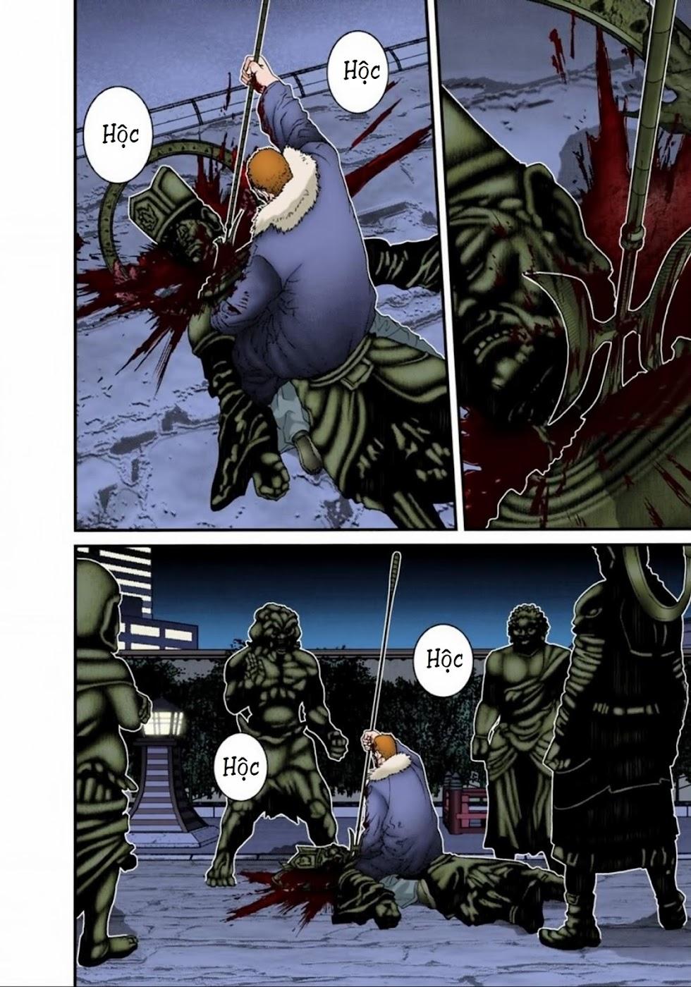 Gantz Chap 70: Cảm thấy giỏi hơn trang 10