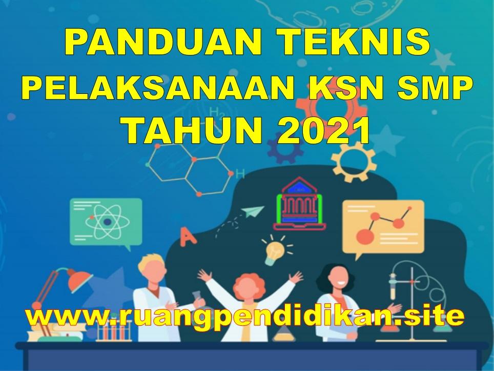 Panduan Teknis KSN SMP