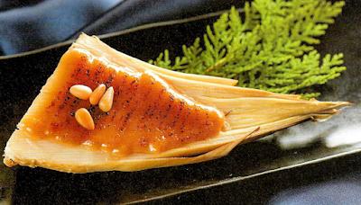 夏日美食,素食主義,綠竹筍,創意素食,當季食材