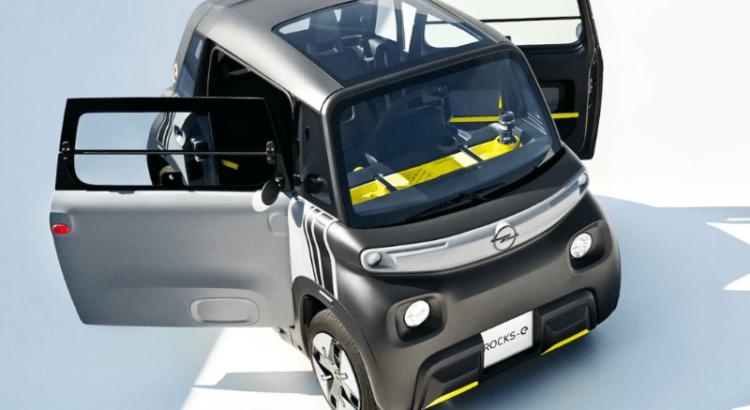 """شركة """"أوبل"""" الألمانية تختار المغرب لإنتاج أصغر سيارة كهربائية في العالم"""