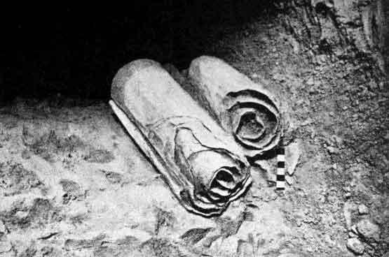 gulungan laut mati