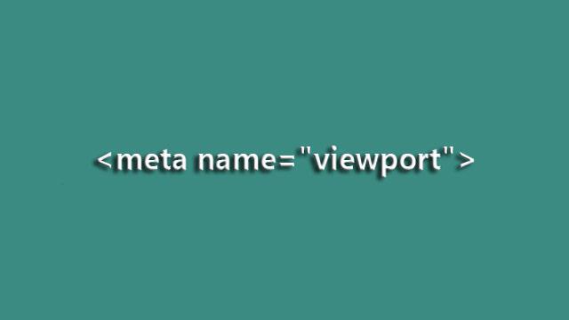 meta tag viewport, pengertian dan cara penerapannya yang sesuai dengan pedoman aksesibilitas
