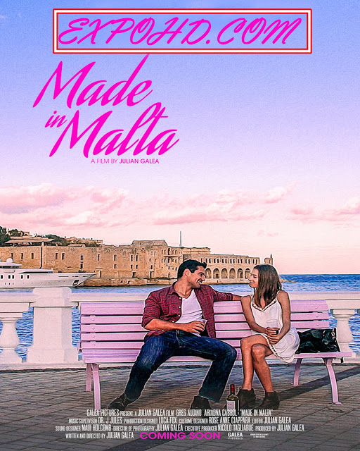 Made In Malta 2019 Full Movie Download 720p | HDRip x 265 [Watch Now]