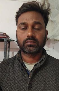 इटावा पुलिस द्वारा ट्रैक्टर लूट की फर्जी सूचना देने वाले अभियुक्त को गिरफ्तार किया