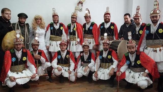 Αφιέρωμα στους Μωμόγερους και την Άυλη Πολιτιστική Κληρονομιά στην Κοζάνη