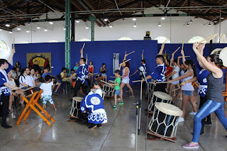 Grupo de Taiko de Registro-SP realizará workshop gratuito neste final de semana