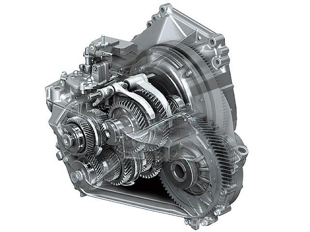 Mazda Atenza Racer Engine