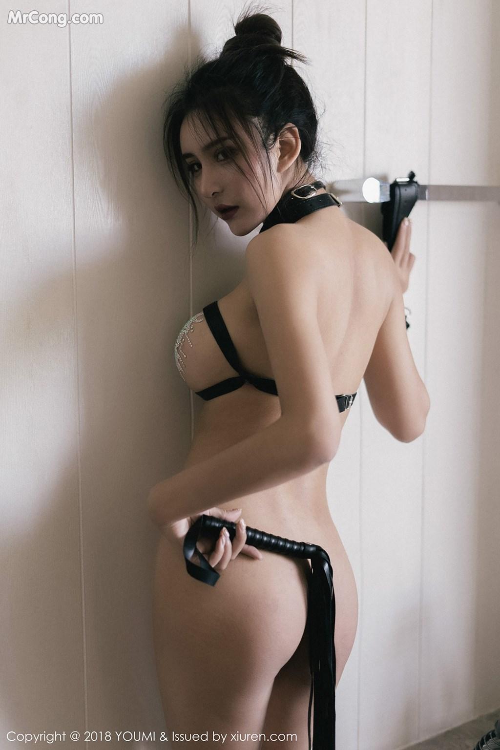 Image YouMi-Vol.226-SOLO-MrCong.com-004 in post YouMi Vol.226: Người mẫu SOLO-尹菲 (41 ảnh)