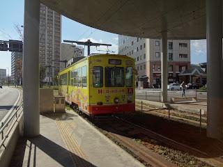 熊本県の路面電車