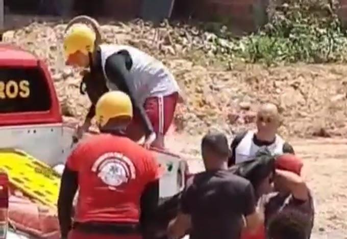Corpo de jovem que se afogou no Rio Parnaíba em Magalhães de Almeida é encontrado