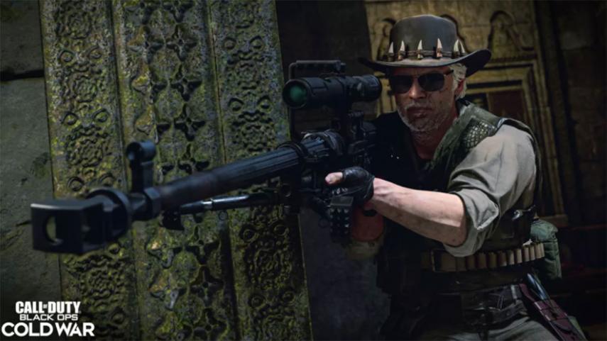 ZRG 20mm Sniper Rifle