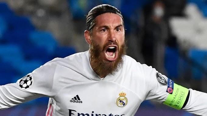 عرض جديد من ريال مدريد لراموس