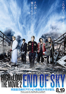 Download Film High & Low: The Movie 2 - End of SKY (2017) Subtitle Indonesia