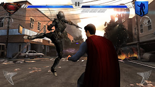 [Game iOS] Download Man of Steel