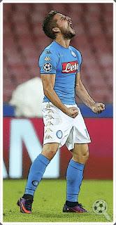 Mertens Scores Napoli