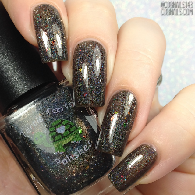 Turtle Tootsie Polishes-Sparky