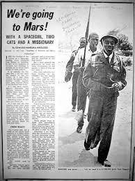 Edward Makuka Nkoloso: Zambia race for Space, Moon and Mars-historicalville.com