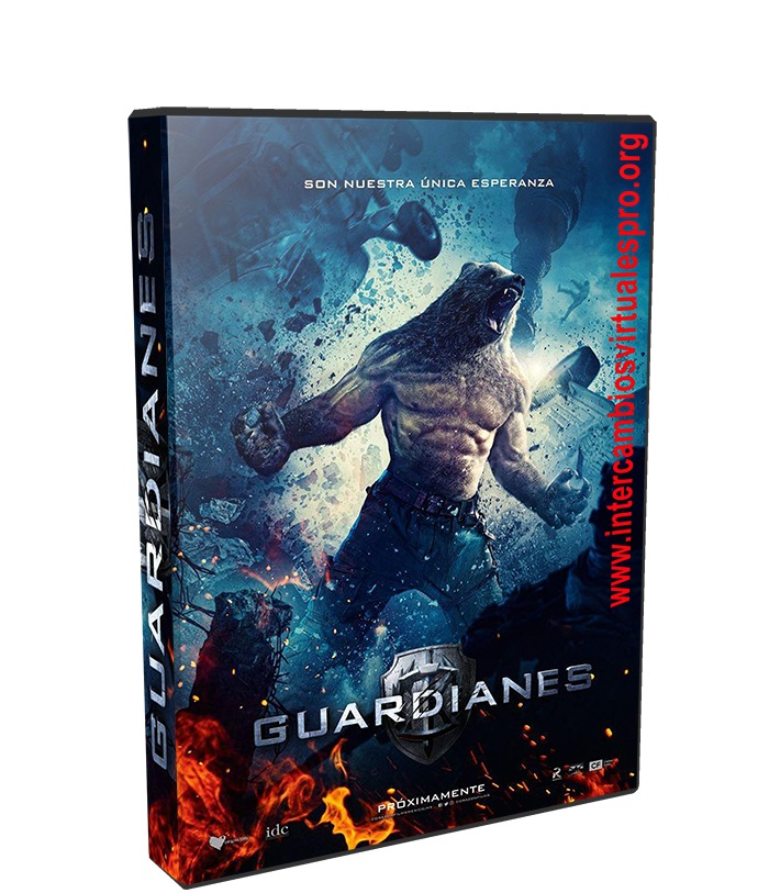 guardianes poster box cover