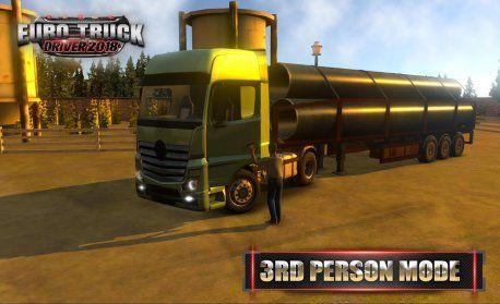 تحميل لعبة euro truck simulator 2 اخر اصدار 2017