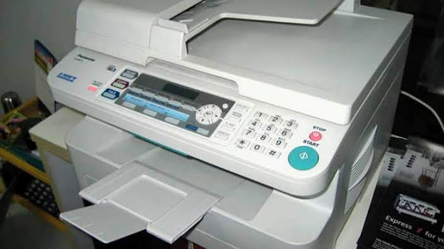 Reset Trouble code E04-01 your Panasonic printer