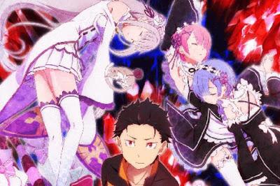 Re: Zero Kara Hajimeru Isekai Seikatsu 2 Todos os Episódios Online