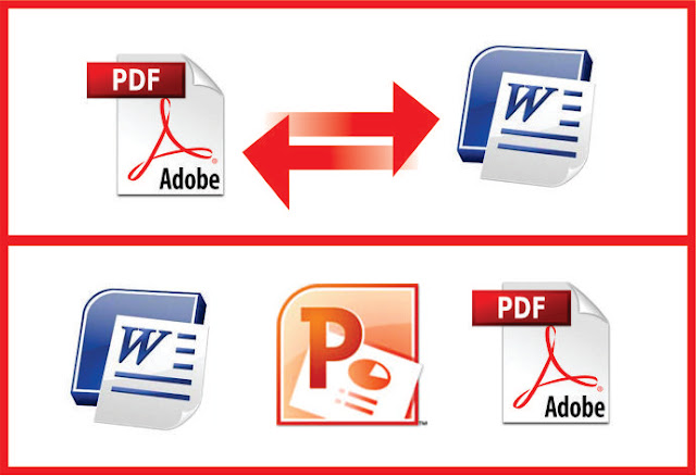 How to convert any Word file to PDF online? Or vice versa, these are the best free sites