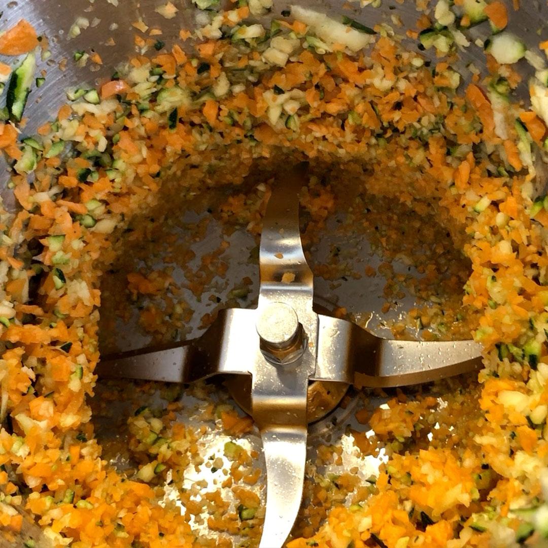 Moulinex Clickchef receta