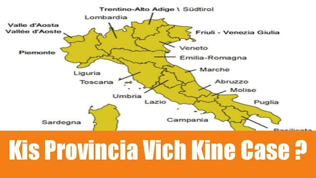 Kis Provincia Vich kine case ? 04/03/2020